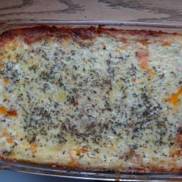 Sweet Plantains Lasagna