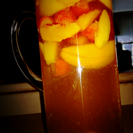 Strawberry & peach sangria All images taken by ShaSha Yummies unless otherwise credited. Do not use images without credit and prior permission.