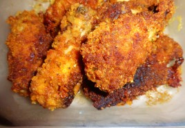 Crispy Lemon Pepper Chicken