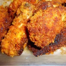 Crispy Lemon Pepper Chicken