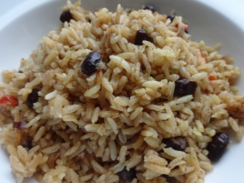 Spanish Rice & Beans