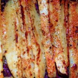 Baked Garlic Parmesan Potato Wedges