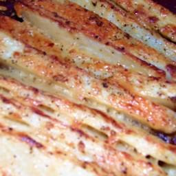 Baked Garlic Parmesan Potato