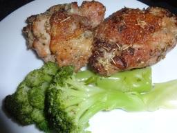 Lemon Butter Chicken (PALEO)