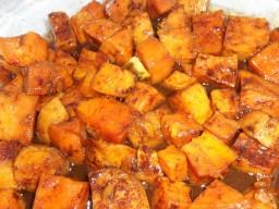 Buttery Sweet Potato