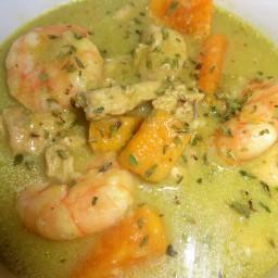 Creamy Asparagus Soup (Paleo)
